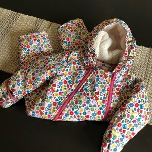 Mini Boden Snowsuit